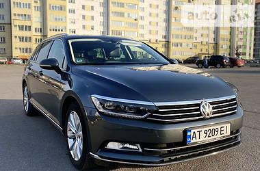 Характеристики Volkswagen Passat B8 Унiверсал