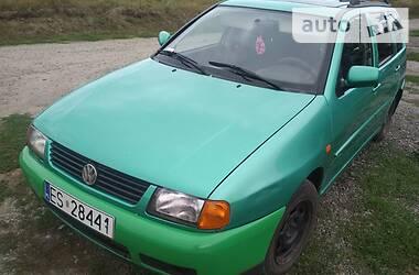 Характеристики Volkswagen Polo Универсал
