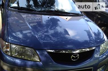 Характеристики Mazda Premacy Универсал