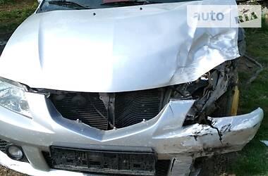 Характеристики Mazda Premacy Унiверсал