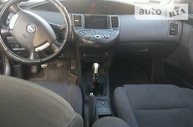 Характеристики Nissan Primera Универсал