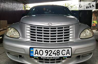 Характеристики Chrysler PT Cruiser Универсал