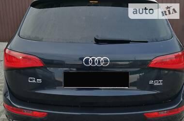 Характеристики Audi Q5 Универсал