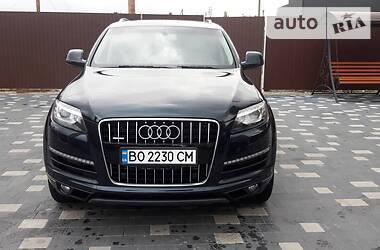 Характеристики Audi Q7 Универсал