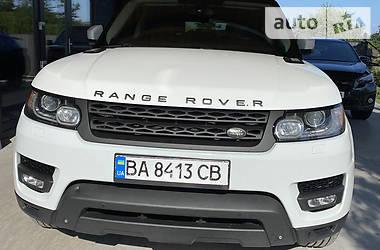 Характеристики Land Rover Range Rover Sport Универсал