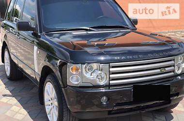 Характеристики Land Rover Range Rover Универсал