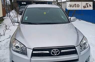 Характеристики Toyota RAV4 Универсал