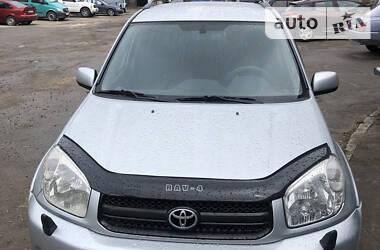 Характеристики Toyota RAV4 Унiверсал