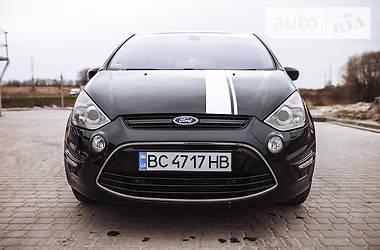 Характеристики Ford S-Max Универсал