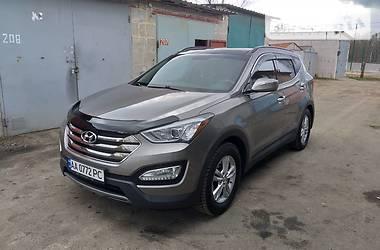 Характеристики Hyundai Santa FE Унiверсал