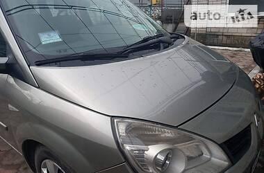 Характеристики Renault Scenic Универсал