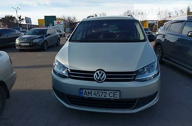 Характеристики Volkswagen Sharan Универсал