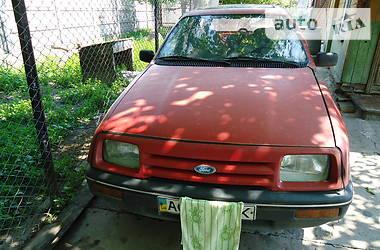 Характеристики Ford Sierra Универсал