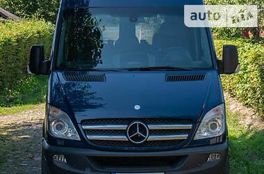 Характеристики Mercedes-Benz Sprinter 316 пасс. Универсал