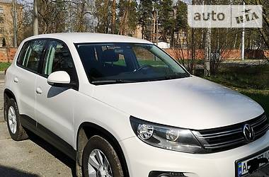 Характеристики Volkswagen Tiguan Унiверсал