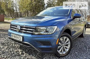 Характеристики Volkswagen Tiguan Универсал