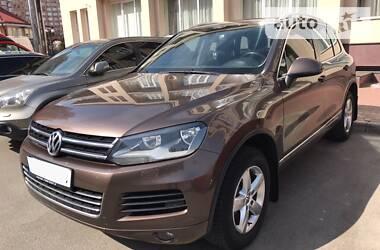 Характеристики Volkswagen Touareg Унiверсал