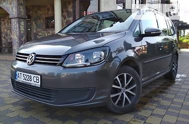 Характеристики Volkswagen Touran Универсал
