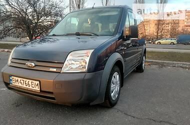 Характеристики Ford Transit Connect пасс. Универсал