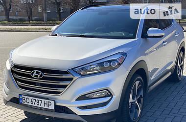 Характеристики Hyundai Tucson Универсал