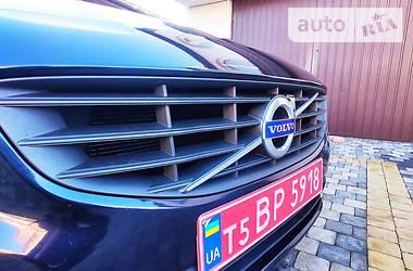 Характеристики Volvo V60 Универсал