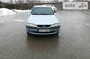 Характеристики Opel Vectra B Универсал