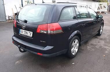 Характеристики Opel Vectra C Универсал