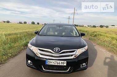 Характеристики Toyota Venza Универсал