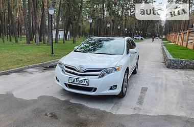 Характеристики Toyota Venza Унiверсал