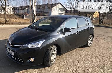 Характеристики Toyota Verso Универсал