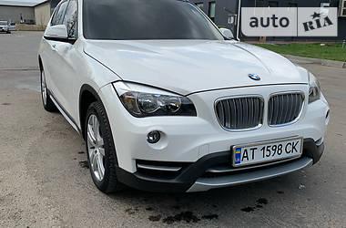 Характеристики BMW X1 Универсал