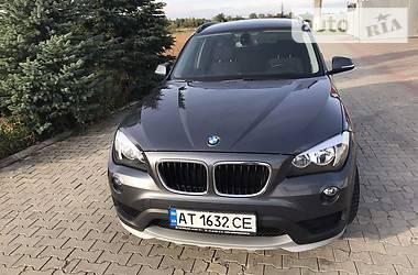 Характеристики BMW X1 Унiверсал