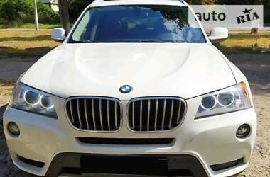 Характеристики BMW X3 Унiверсал