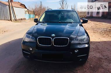 Характеристики BMW X5 Универсал