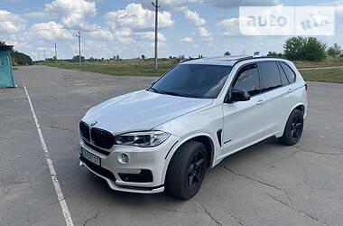 Характеристики BMW X5 Унiверсал