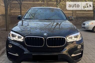Характеристики BMW X6 Универсал