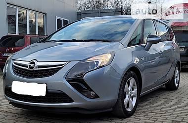 Характеристики Opel Zafira Tourer Унiверсал