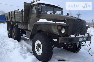 Урал 375  1995