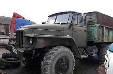 Урал 375  1992
