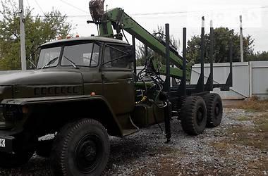 Урал 375  1989