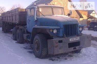 Урал 375  1987