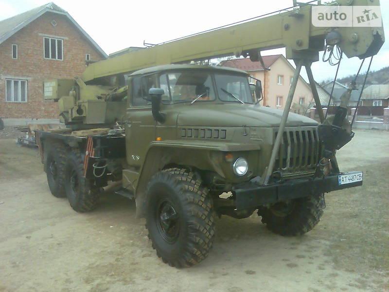 Урал 4230
