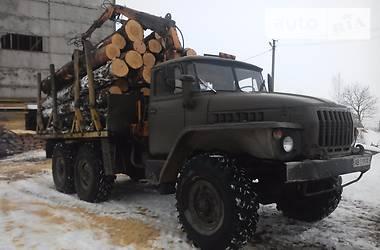 Урал 4320  1990
