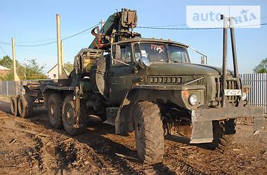 Урал 4320 fiskars65 1992