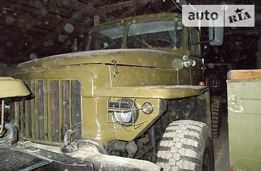 Урал 4320  1987