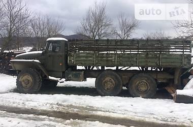 Урал 4320 6х6 1989