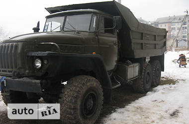 Урал 4320  1986