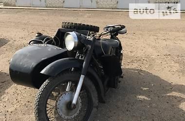 Урал K-750  1957