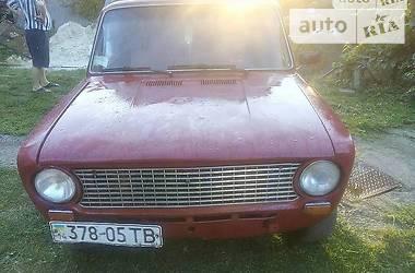 ВАЗ 2101 21013 1.3 1986
