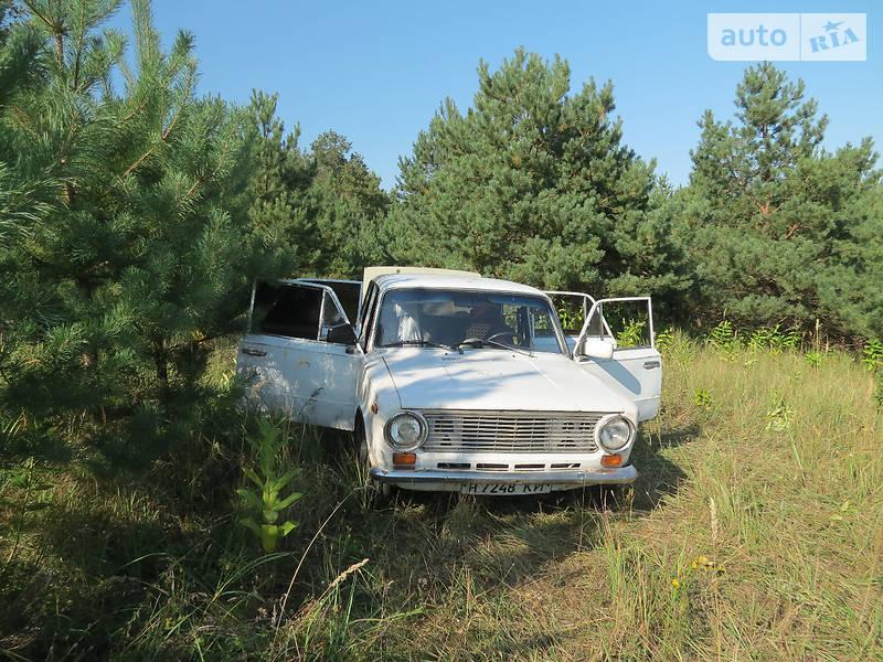 Lada (ВАЗ) 2101 1979 року